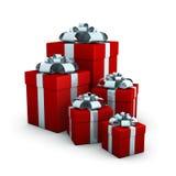 De dozen van de gift. Royalty-vrije Stock Afbeelding