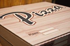De dozen van de pizza Royalty-vrije Stock Afbeelding