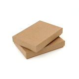 De dozen van het karton Royalty-vrije Stock Afbeelding