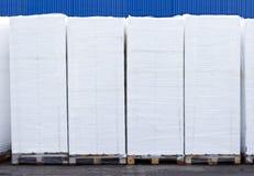 De dozen van het polystyreen Royalty-vrije Stock Afbeeldingen