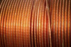 De draad en de kabeldraad van het Chongqingsmetaal en kabel productie Stock Afbeeldingen