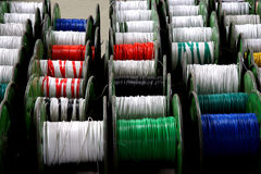 De draad en de kabeldraad van het Chongqingsmetaal en kabel productie Royalty-vrije Stock Afbeelding