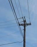 De draad van de kabel Royalty-vrije Stock Foto's
