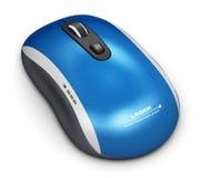 De draadloze muis van de lasercomputer Royalty-vrije Stock Afbeelding