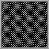 De draadomheining van het staal Vector Illustratie