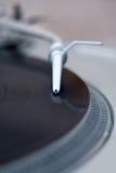De draaischijf van DJ Stock Afbeelding