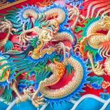 De draak van China Stock Fotografie