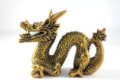 De draak van Chinesse Stock Afbeelding
