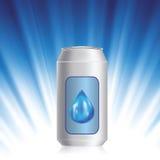 De drank kan Royalty-vrije Stock Afbeeldingen