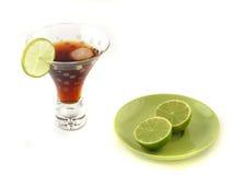 De drank van de alcohol stock afbeeldingen
