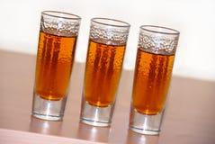 De drank van de alcohol stock fotografie