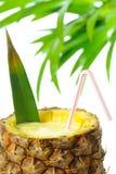 De Drank van de ananas Royalty-vrije Stock Afbeeldingen