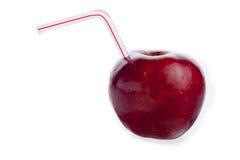 De drank van de appel Royalty-vrije Stock Afbeeldingen