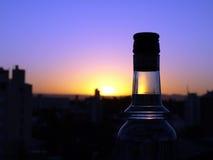 De drank van de avond Royalty-vrije Stock Afbeeldingen