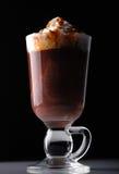 De drank van de chocolade Stock Afbeeldingen