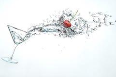 De drank van de cocktail vector illustratie