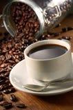 De Drank van de koffie Stock Afbeelding