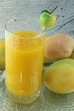 De drank van de mango Stock Foto