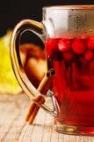 De drank van de winter Stock Foto's