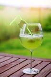 De drank van de zomer Royalty-vrije Stock Afbeeldingen
