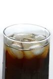 De drank van het ijs stock afbeelding