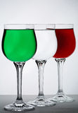 De drank van Italië Stock Afbeeldingen