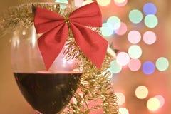 De drank van Kerstmis Stock Foto