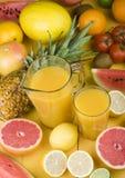 De drank van vruchten Royalty-vrije Stock Fotografie