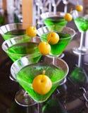 De Dranken van de cocktail Stock Afbeeldingen