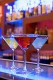 De dranken van de cocktail Stock Foto