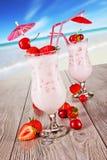 De dranken van de zomer royalty-vrije stock foto