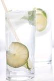 De dranken van de zomer Stock Foto's