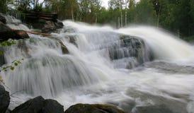 De drempel van het water Stock Afbeeldingen