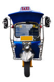 De driewieler van Tuk tuk Stock Afbeeldingen