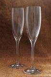 De drinkbekers van de wijn. Royalty-vrije Stock Afbeelding