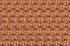 De droge slinger van de bloemjasmijn van achtergrond van de boeddhisme de bruine kleur stock foto