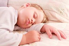 De dromen van de baby Royalty-vrije Stock Afbeelding