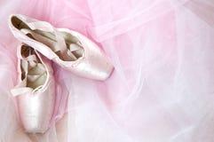 De dromen van de ballerina Stock Afbeeldingen