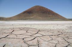 De droogte is het grootste probleem van de toekomst royalty-vrije stock foto's