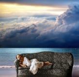 De droom van de zomer Royalty-vrije Stock Afbeelding