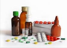 De drugs Stock Foto's