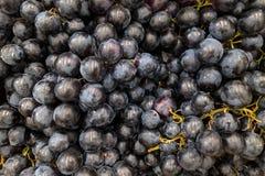 De druiven sluiten omhoog, achtergrond stock foto