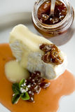 De druivenjam van Chenin blanc Stock Afbeelding