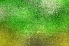 De dubbele kleur barstte het abstracte effect van de glastextuur royalty-vrije illustratie