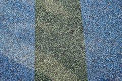 De dubbele textuur van de kleuren kleine korrel Stock Foto