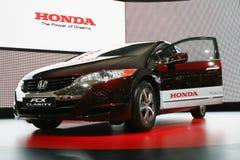 De Duidelijkheid van Honda FCX stock fotografie