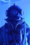 De duikermodel van Suba   stock foto's