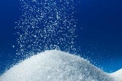 De duinen van de suiker royalty-vrije stock afbeelding
