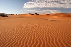 De duinen van Sossusvlei Royalty-vrije Stock Afbeeldingen