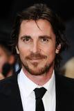 De duisternis, Christian Bale Royalty-vrije Stock Afbeeldingen